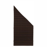 WEAVE 90 x 180/90 mocca